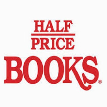 Half Price Books Texas Bookman